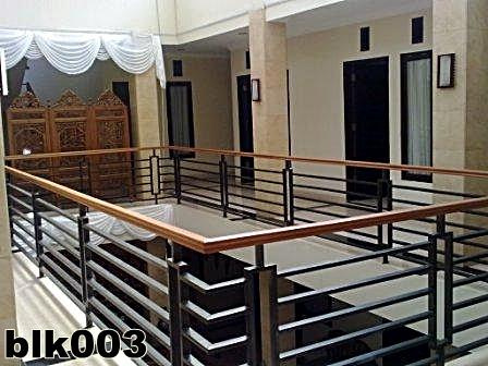 Balkon Minimalis 3 Desain Pagar Rumah Balkon Canopy